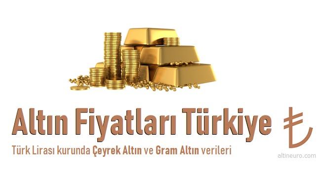 Altin Fiyatlari Türkiye